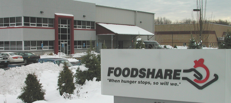 NEW - Foodshare building winter 2011