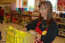 NEW - Volunteer Retail Paula 2012 Shop Rite