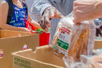 Mobile Foodshare 2015 bread client give money