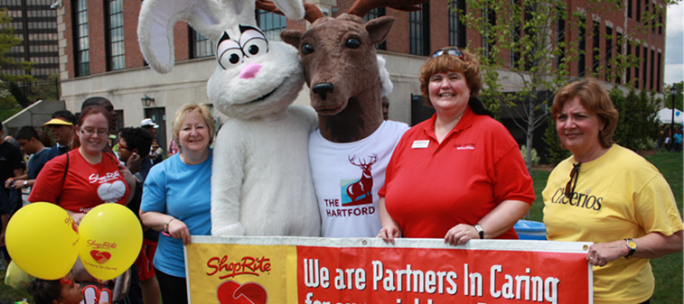 NEW - General Mills Hartford Walk 2012