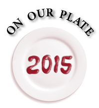 On Our Plate 2012